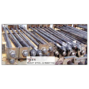 Ready Steel and Roofing - Foundation Bolts Manufacturers