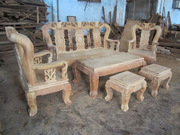 Furniture in Wood Luxury