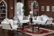 Neoclassical style magnificent sofa set
