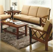 Solid Rubber Wood Furnitures