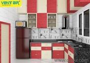 Ventair - Modular Kitchen