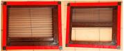 welltech mosquito pleated screen windows