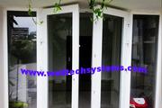 welltech upvc casement doors