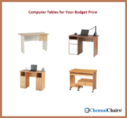 Computer Tables Online - Chennai Chairs