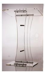 Acrylic Modular Podiums | Fibre glass podium