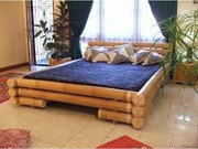 The eco-friendly  home décor: Bamboo Furniture