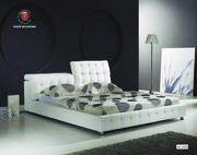 decotex leather beds(lb1004)