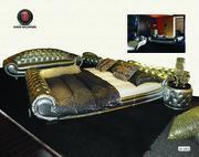 decotex leather beds(lb1001)