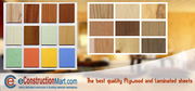 Quality Assured Plywood Brands by eConstructionMart