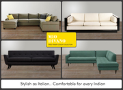 Indo-Italian furniture in Pune- Mio Divano