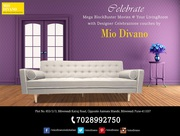 Indo-Italian Couches and Designer Sofas in Pune at Mio Divano