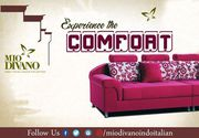 Get Luxury sofa in your Budget by Mio Divano