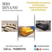 Beautiful designer Sofa for your Living Room by Mio Divano