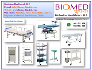 Leading Hospital Furniture Suppliers in India