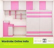 Buy Affordable Customize Wardrobes Furniture for Bedroom