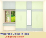 Buy Latest Designs Wardrobes Online In India - Scaleinch