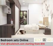 Buy Modern Bedroom Sets Online - Starting From 85K