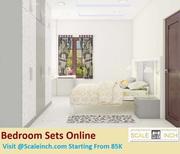 Bedroom Sets Online In Bangalore - 0% EMI