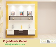 Pooja Mandir Online - Starting From 16k