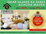 Furnstyl Chaitra Navratra Sales UPTO 50% + 9% off
