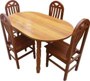 High back Dining Table