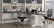 Customized Office Workstation: Lakdi