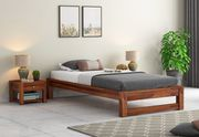 Buy single bed online at wooden street to furnish your bedroom